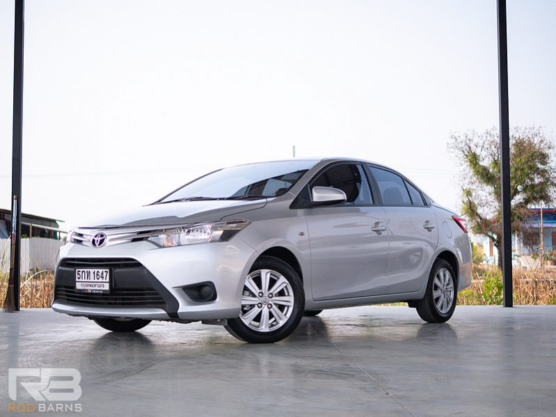 Toyota Vios 1.6J ปี2016
