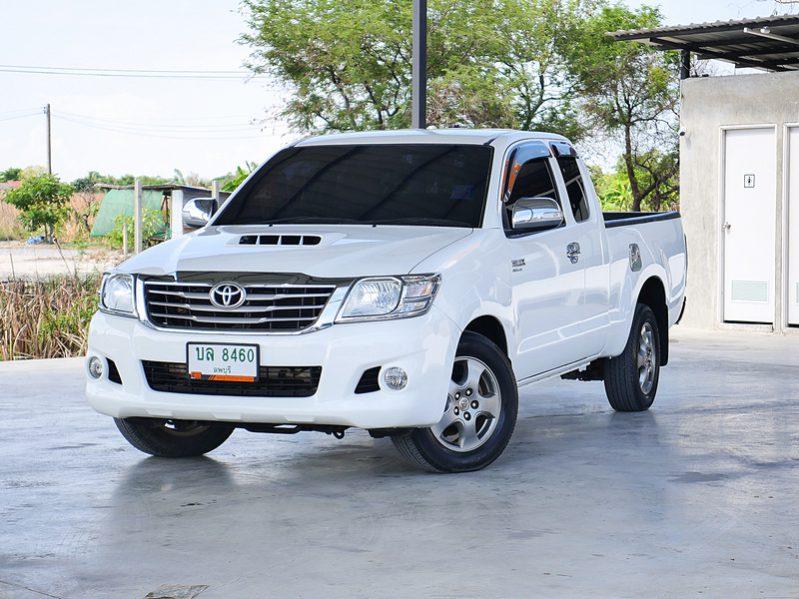 Toyota vigo 2.5G ปี2013