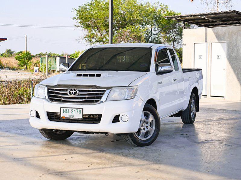 Toyota vigo 2.5E ปี2013