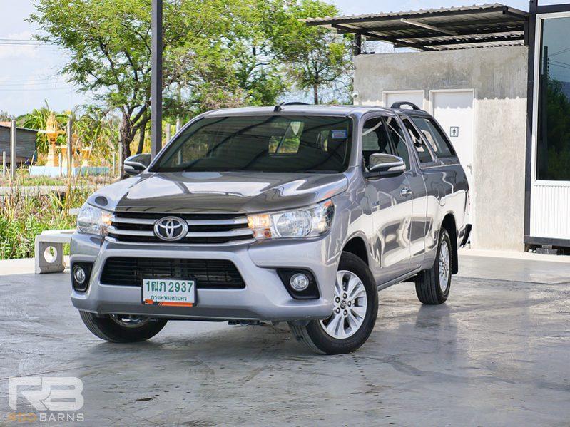 Toyota Revo 2.4E ปี2015