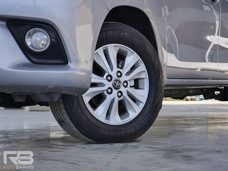 Toyota Revo 2.4E ปี2015 full