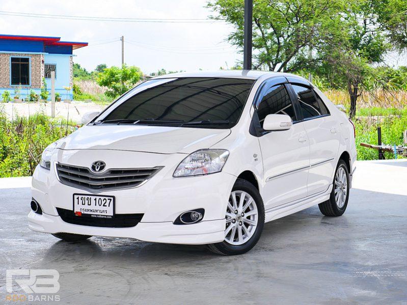 Toyota Vios 1.5E ปี 2010