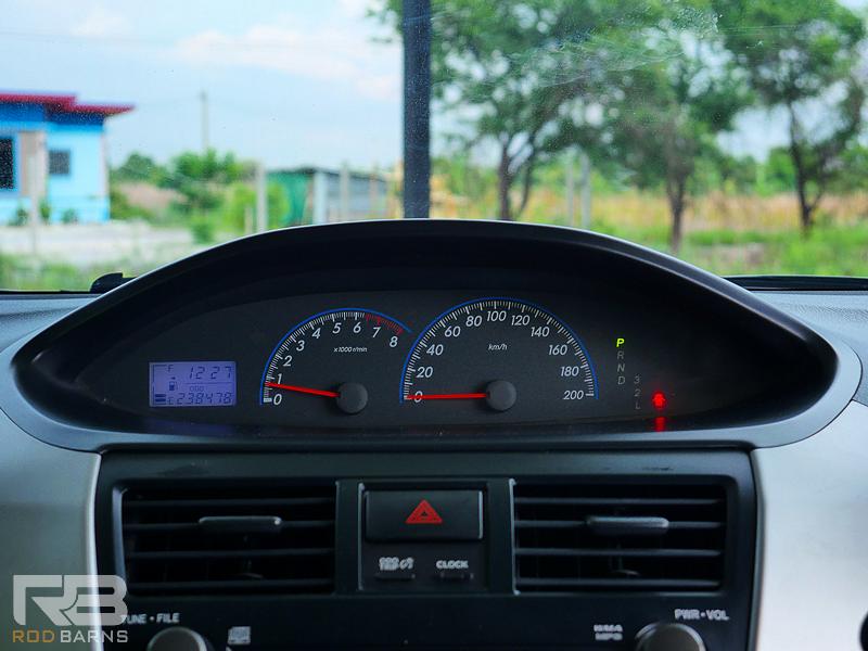 Toyota Vios 1.5E ปี 2010 full