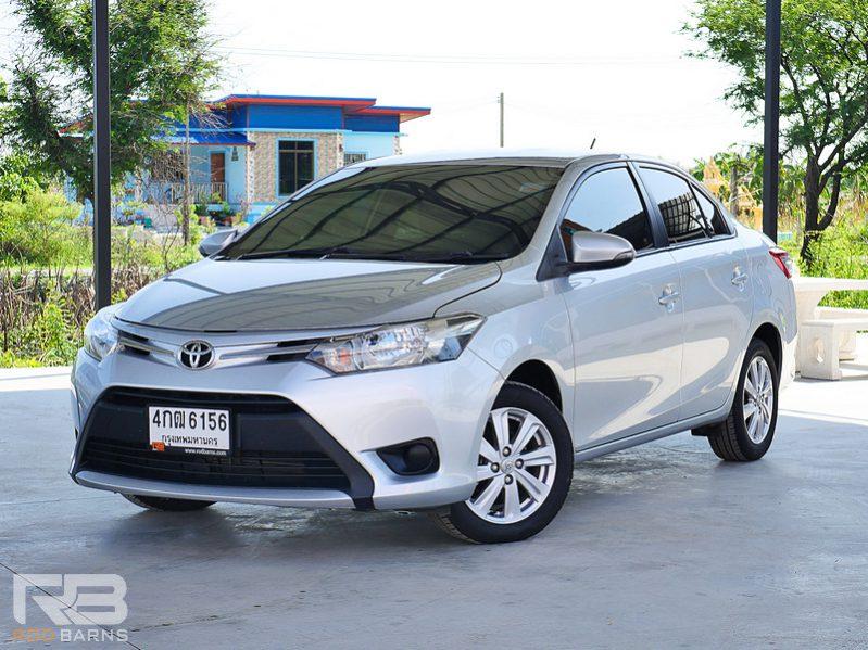 Toyota Vios 1.5J ปี2015