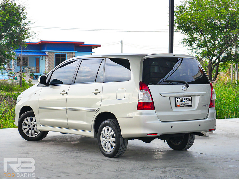 Toyota Innova 2.0G ปี 2014 full