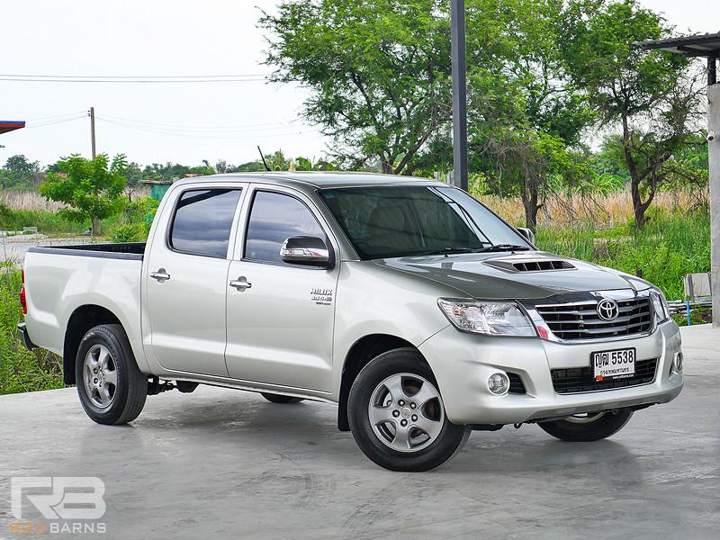 Toyota Vigo 3.0G AT 4Dr ปี 2012 full