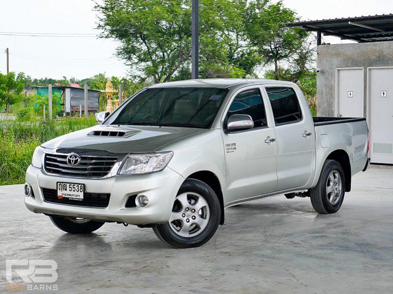 Toyota Vigo 3.0G AT 4Dr ปี 2012