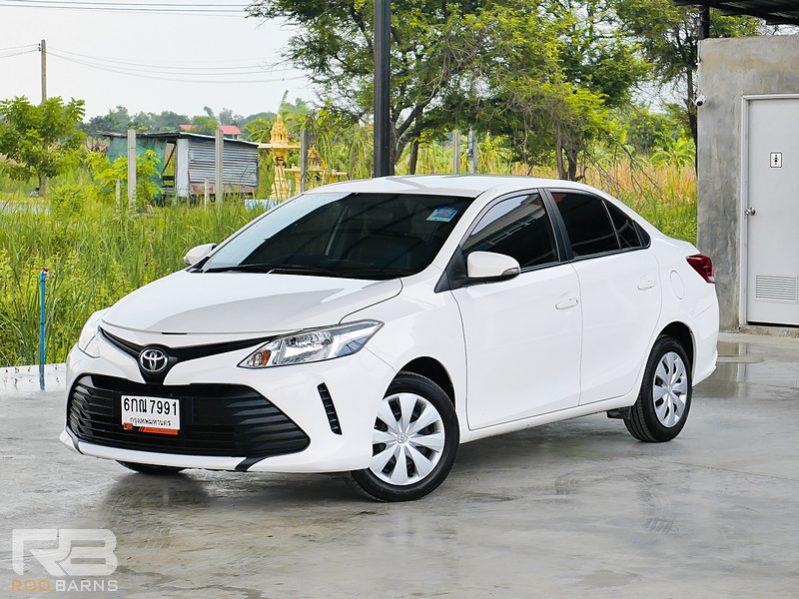Toyota Vios 1.5J ปี 2017