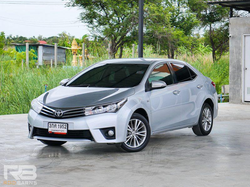 Toyota Altis 1.8G ปี 2014