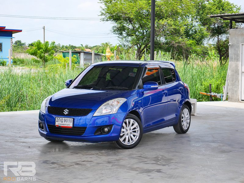 Suzuki Swift 1.2 Glx  AT