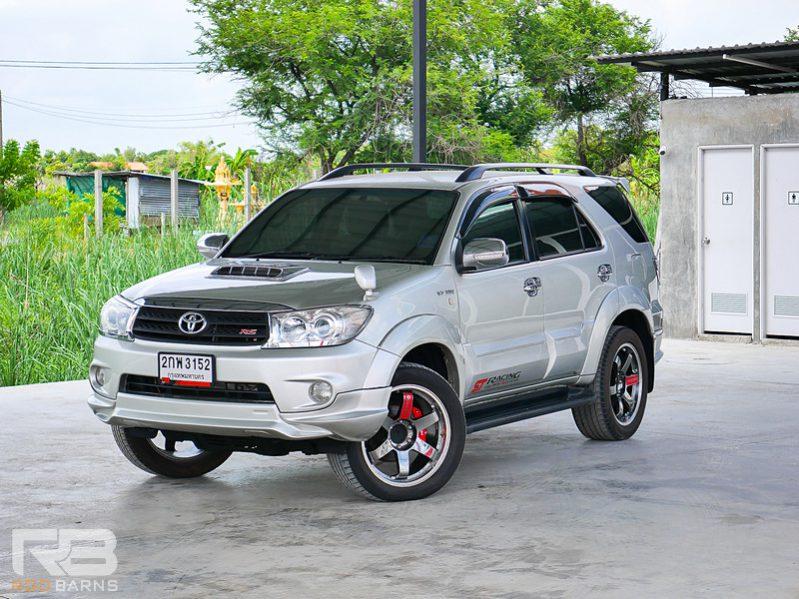 Toyota Fortuner 2.7 V AT ปี2010