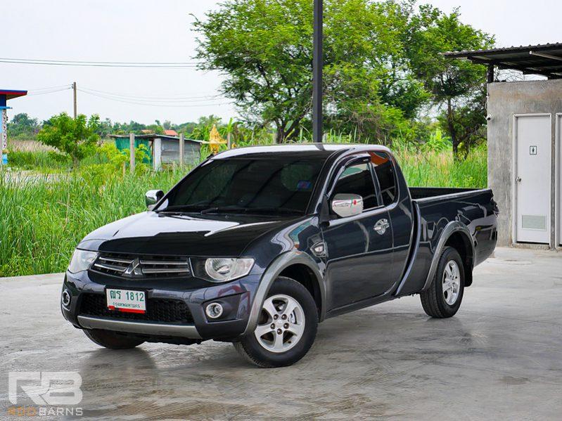 Mitsubishi Triton 2.4 GLX lpg