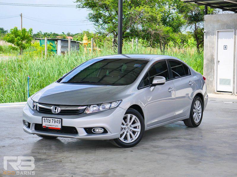 Honda Civic 1.8E FB ปี2013