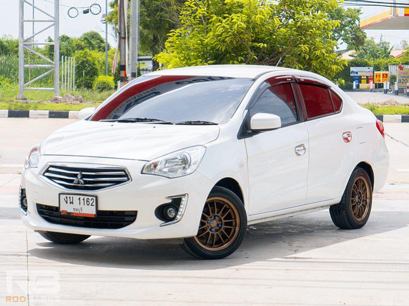 Mitsubishi Attrage 1.2Glx MT ปี 2018