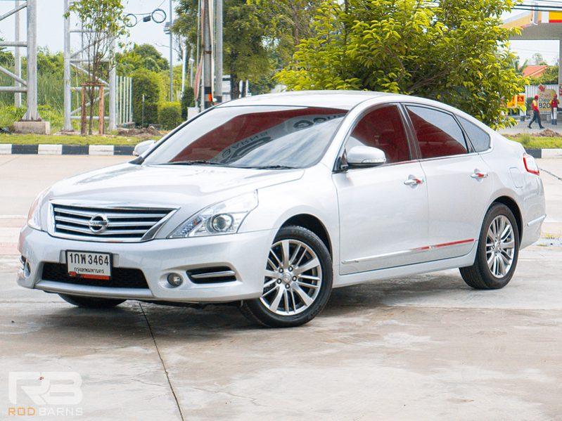 Nissan Teana 2.5XV ปี 2013