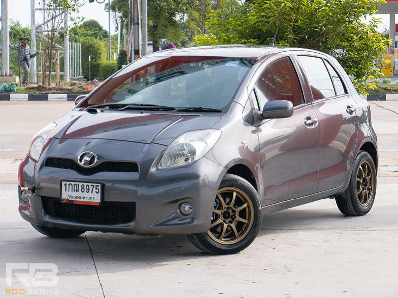 Toyota Yaris 1.5J ปี 2012