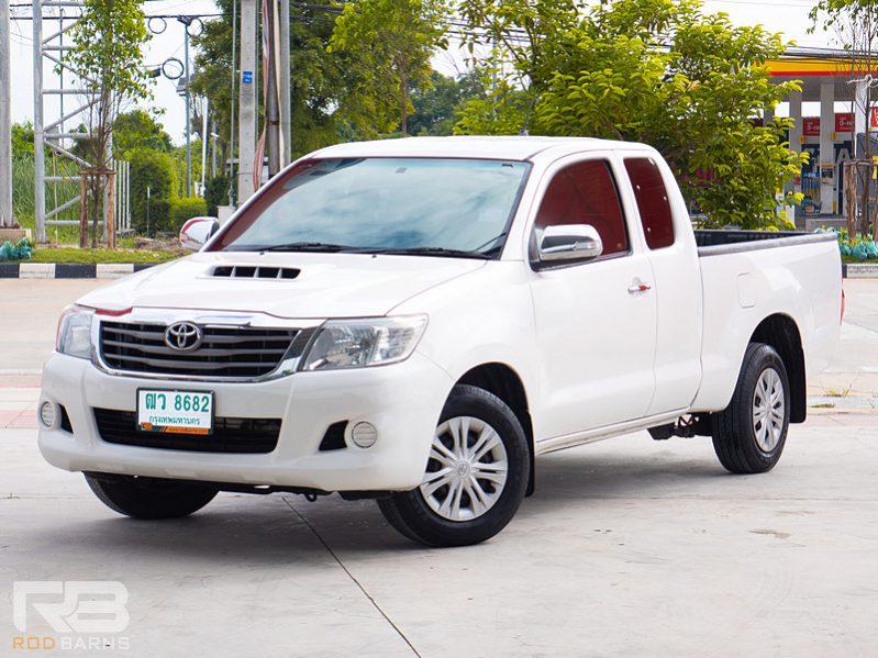 Toyota Vigo 2.5J ปี 2013