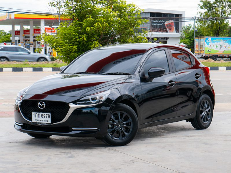 Mazda2 1.3 S Leather AT ปี2020