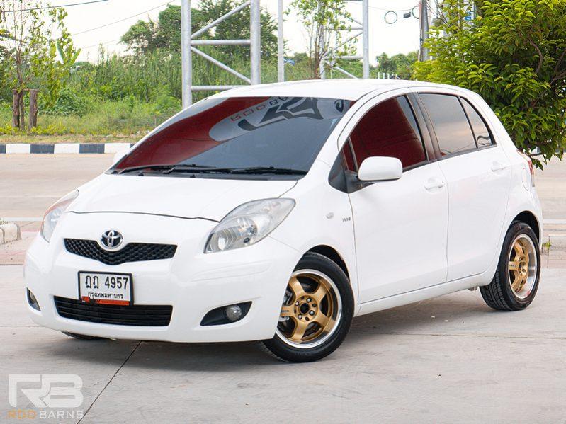 Toyota Yaris 1.5J ปี 2010