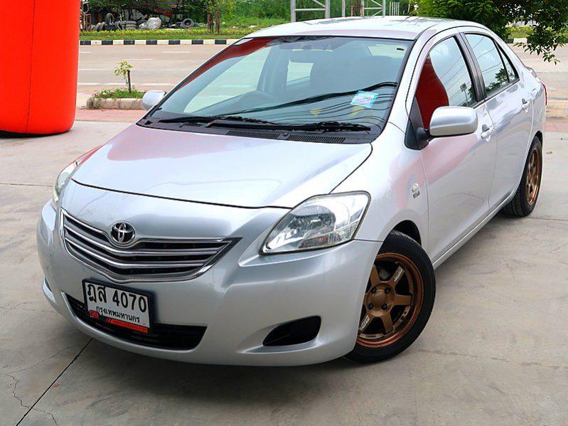 Toyota Vios 1.5J ปี 2010