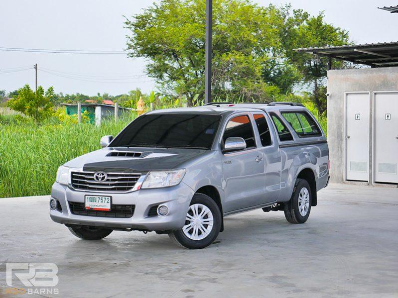 Toyota Vigo Samrt cab 2.5J ปี 2015