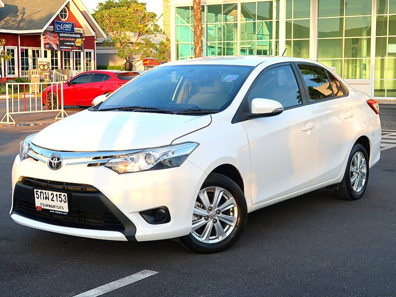 Toyota Vios 1.5G ปี2015