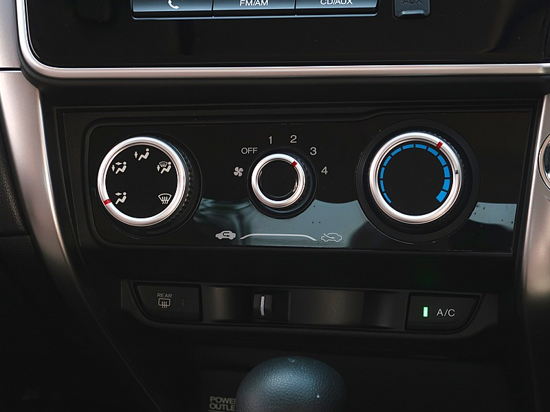 Honda City 1.5V ปี 2016 full