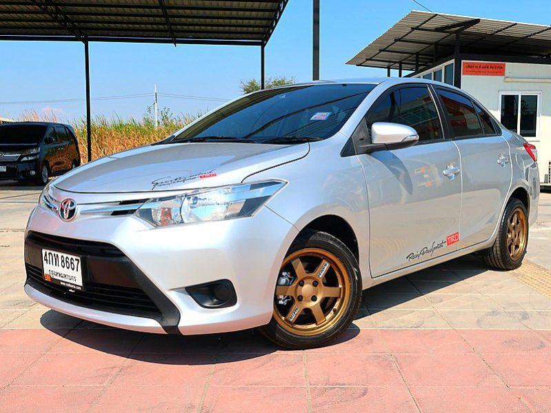 Toyota Vios 1.5E ปี2015