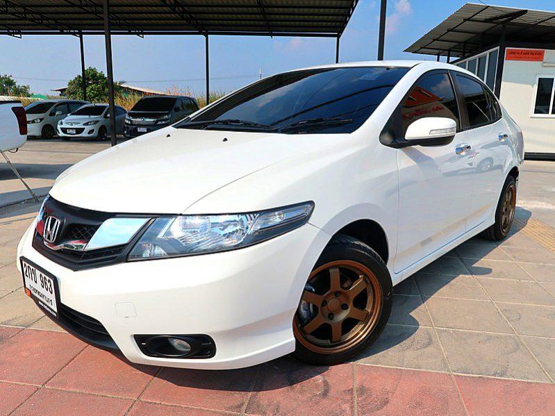 Honda City 1.5V ปี 2013