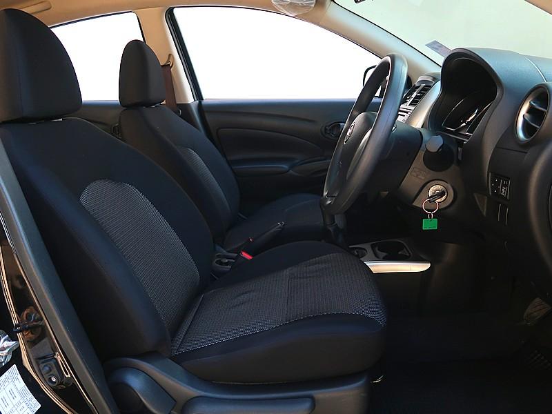 Nissan Almera 1.2E MT ปี2017 full