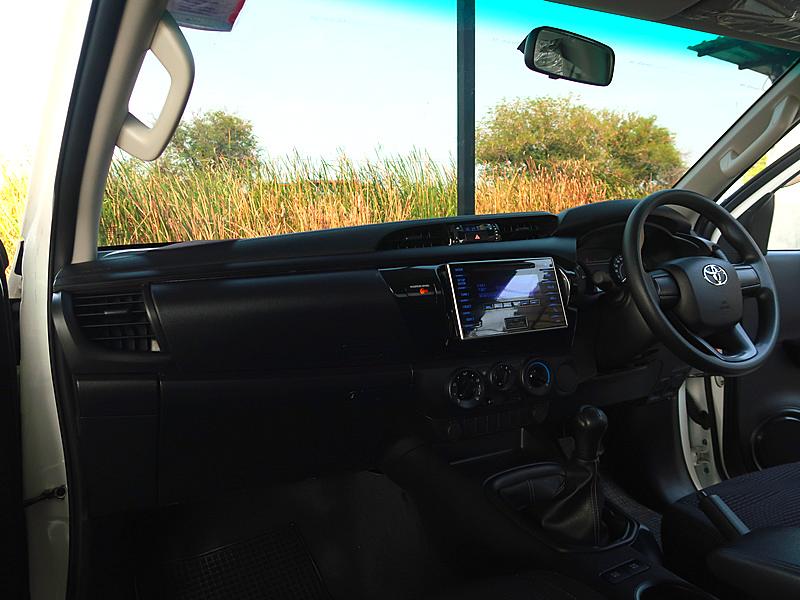 Toyota Revo 2.4J Plus Prerunner 2019 full