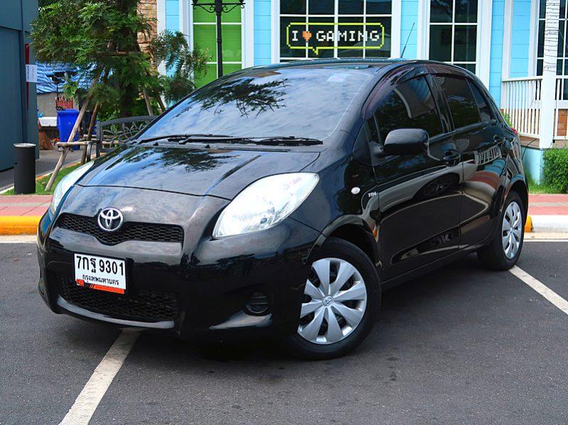 Toyota Yaris 1.5J ปี2013