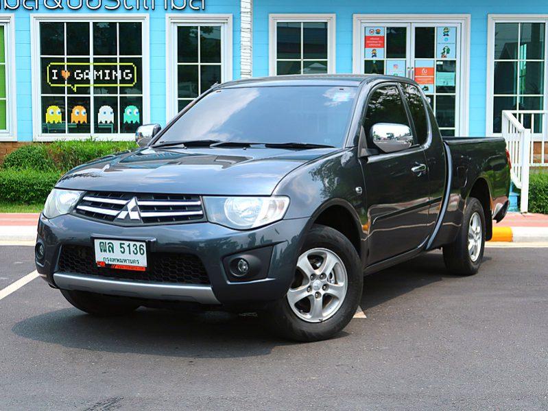 Mitsubishi Triton 2.5GLX ปี2013