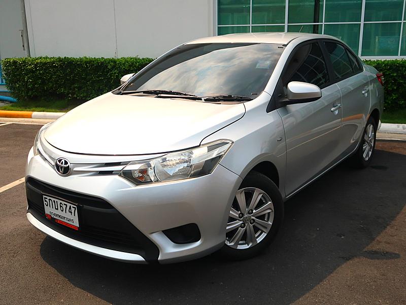 Toyota Vios 1.5J ปี2016