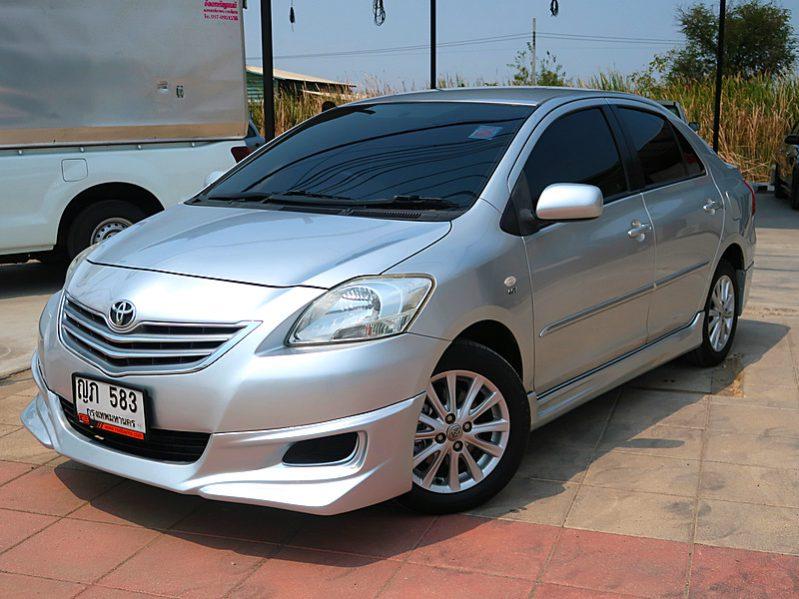 Toyota Vios 1.5ES ปี 2011